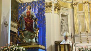 """Video – """" Vespri e Messa dell'Assunta con Padre Bruno"""""""