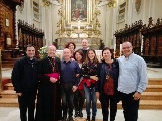 Nella festa della Mater Populi Teatini dell'11 ottobre, da anni la chiesa diocesana si ritrova attorno al Vescovo