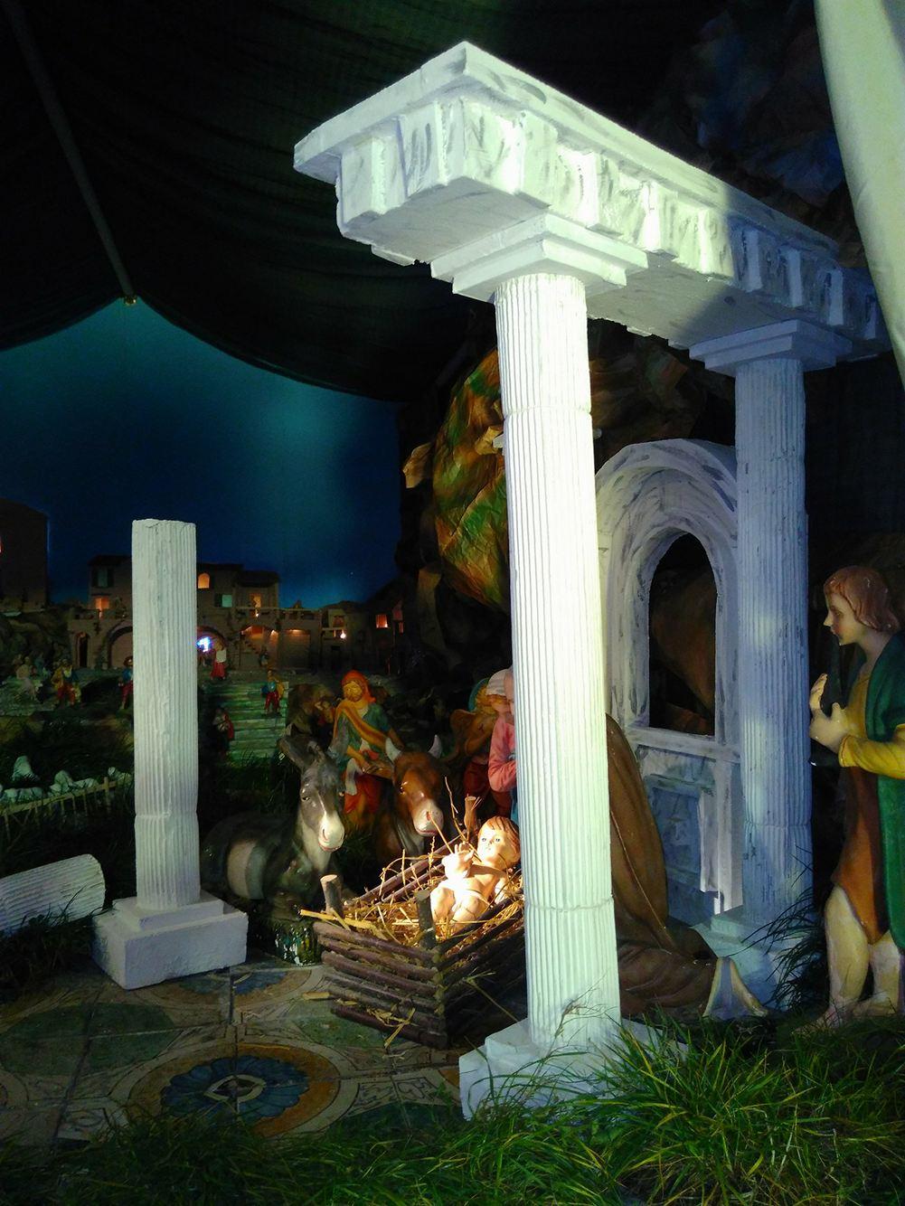 Il Presepe Di Santa Maria Maggiore Parrocchia Santa Maria Maggiore