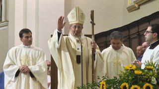 Video – In diretta dalla chiesa di Santa Maria Maggiore